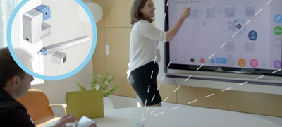 Turn Any Screen Interactive with Projector and Stylus