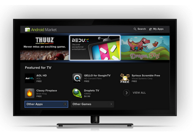 Google TV Learns Some New Tricks