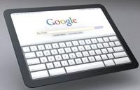 Google vs. Google in Tablets?