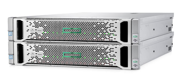 HPE's Mid-Market Hyper-Converged Solution