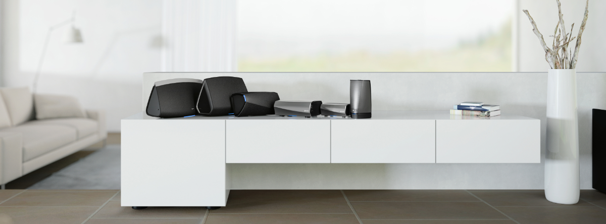 Denon Refreshes Heos With High-Res Audio