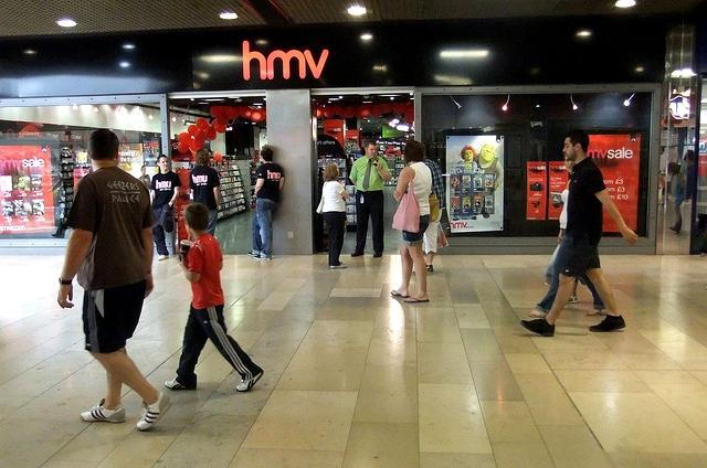 HMV Sets For M. East Expansion