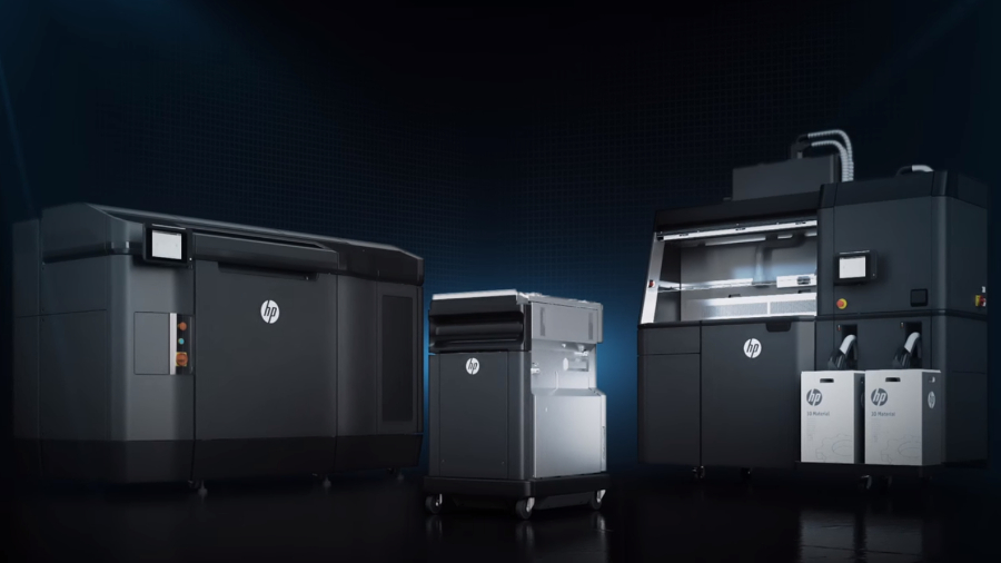 The European HP Printing Showcase
