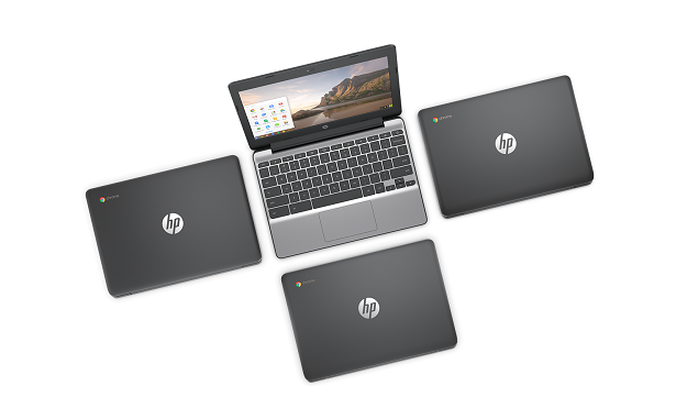 HP Adds Touchscreen to Chromebook 11