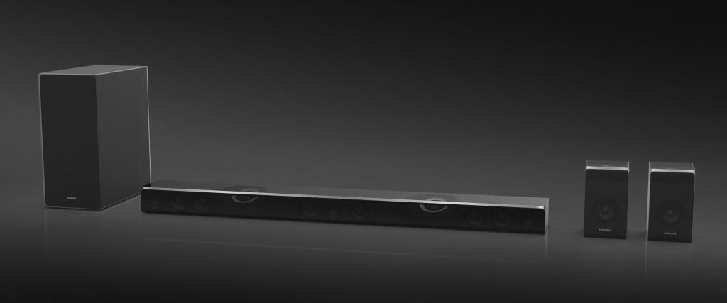 Samsung Soundbar Gets Dolby Atmos