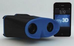 Hasbro Brings 3-D on iPod