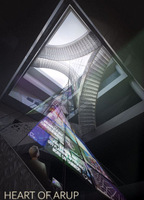 Christie Q-Series Projectors at the Heart of Arup