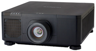 Hitachi's First 8000 Lumen DLP Laser Projector