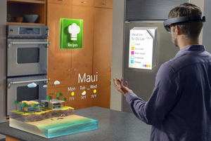 Microsoft Details HoloLens (Limited) Battery