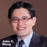 John C. Wang, CEO, IAdea
