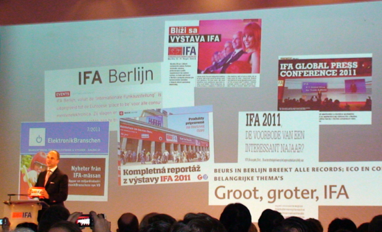IFA Will be Bigger