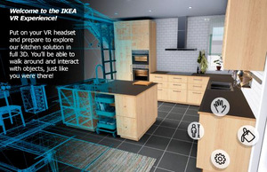 IKEA Furnishes Steam with VR App Solution