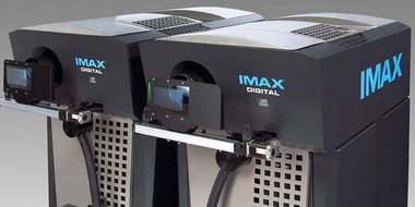 IMAX to Unveil Own Laser Projection