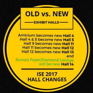 ISE Hall Changes