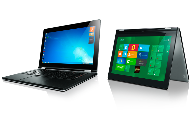Lenovo CES Offerings Get Flexible