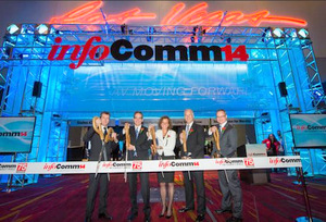 InfoComm 2014 Keynote: The Big Data