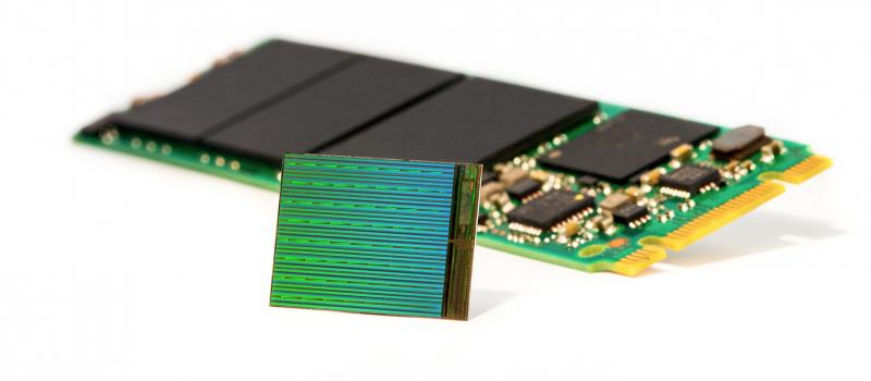 Micron, Intel Intro 3D NAND Technology