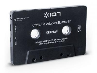 Turning Cassette Decks into Bluetooth Receivers