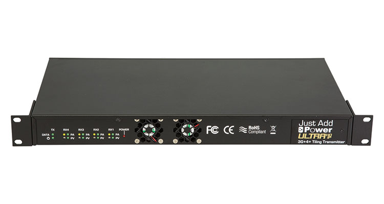 Just Add Power Debuts Products at CEDIA