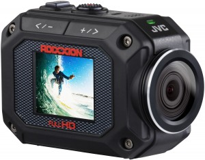 JVC Takes on Action Cameras