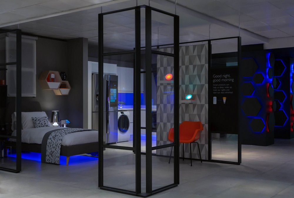 John Lewis Presents Smart Home Experience