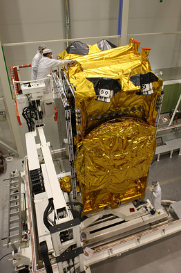 KA-SAT Rockets Into Internet Service