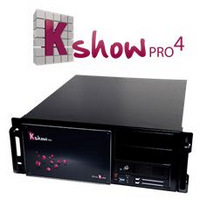 ShowKube Launches Kshow PRO 4 at ISE 2014