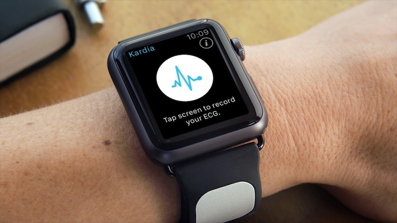 The Stroke-Detecting Apple Watch Band