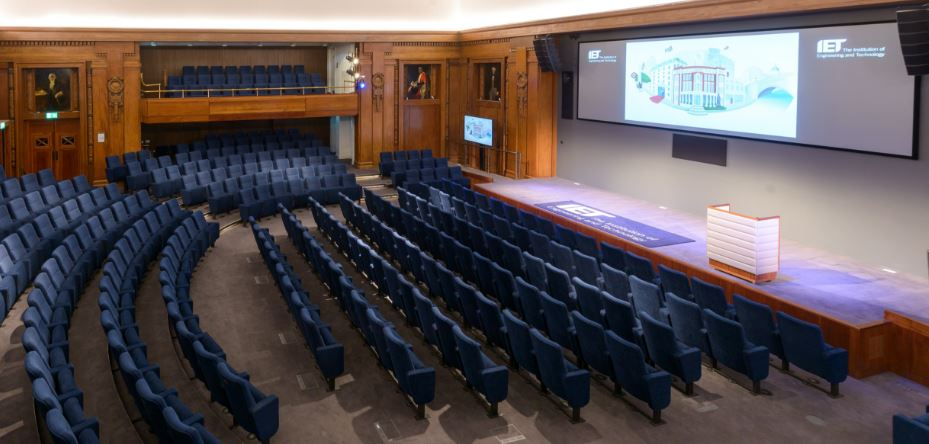 Snelling Does the IET London Refurb