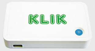 KLIK Intros New Wireless HD Streaming Box