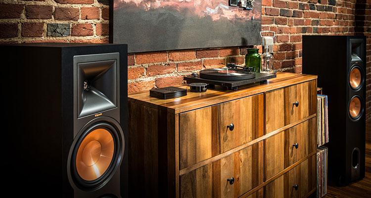 Klipscsh speaker