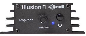 Knoll Intros Illusion M, Tiny 15w Audio Amp