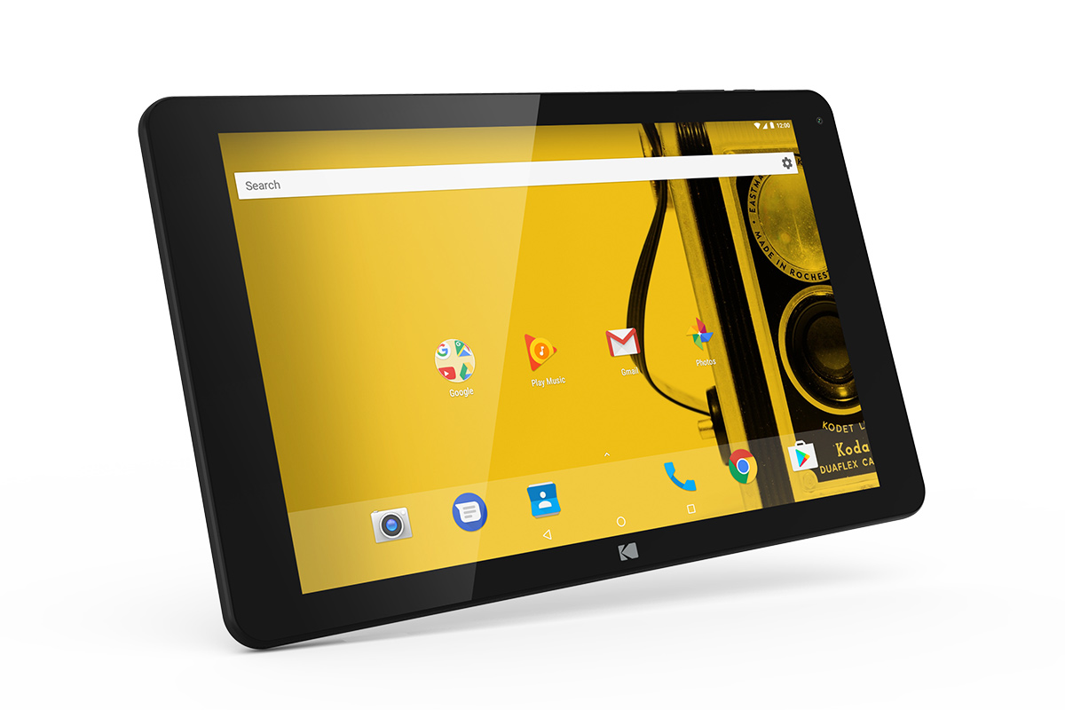 Kodak Sells Tablets in Europe