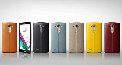 LG Smartphones Reach G4