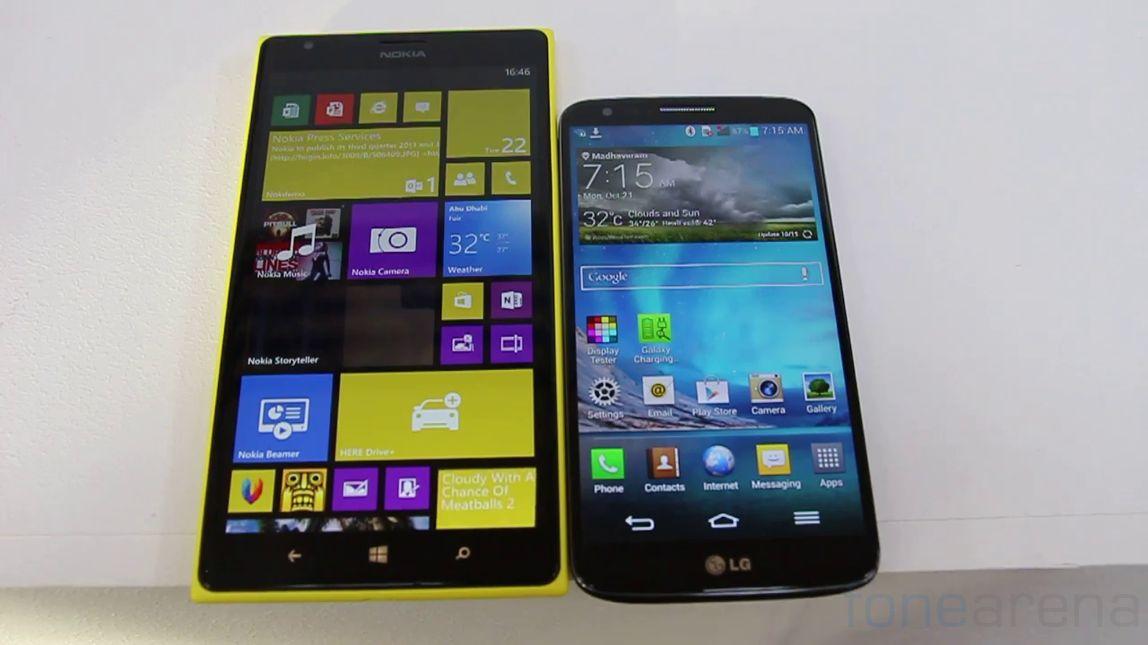 LG Nokia