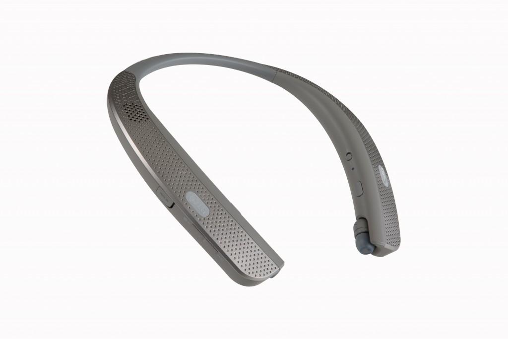 LG Presents Wearable Tone Studio