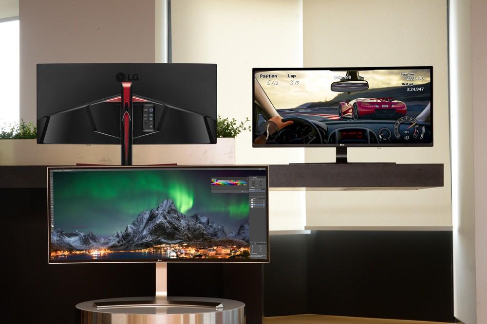 LG Presents Biggest Monitors at IFA 2016