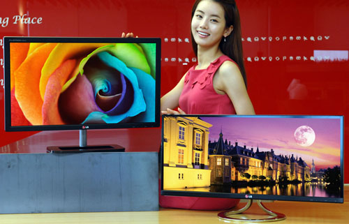 LG Monitors Go Premium at IFA 2012