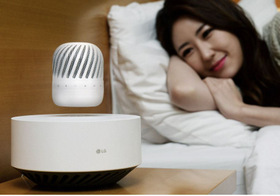 LG's Levitating Portable Speaker to Rise at CES