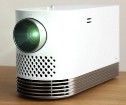 LG's First Compact Laser Projector for Home Cinema