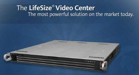 LifeSize Adds Video Center