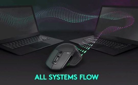 Logitech's Flow Lets Your Cursor Control Multiple Computers
