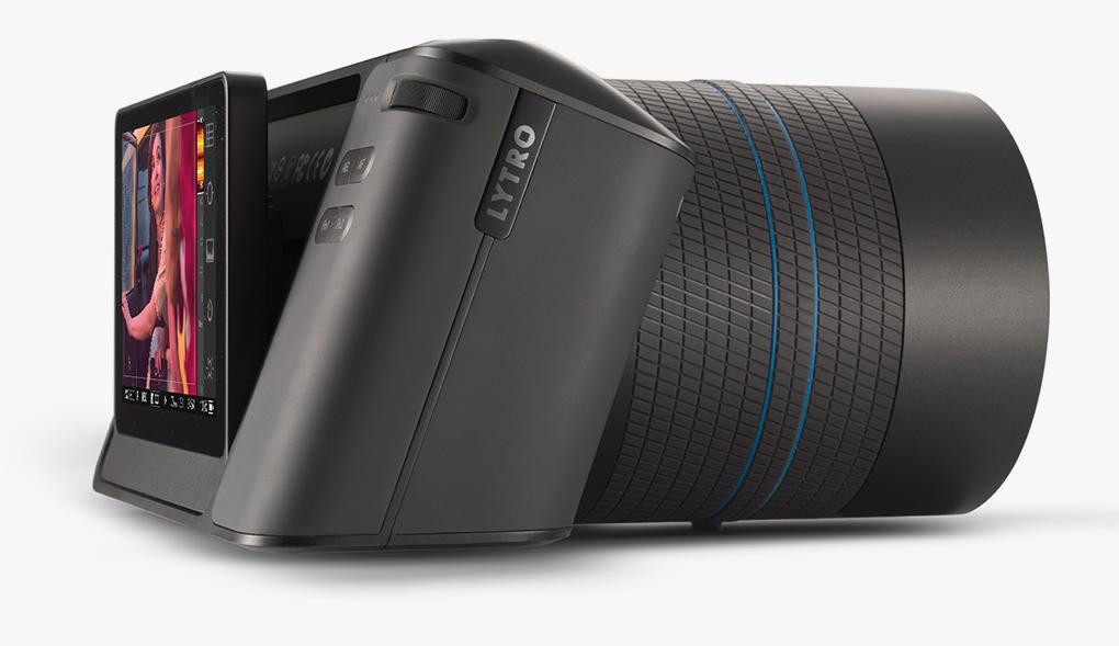 Lytro Camera Goes DSLR-Style