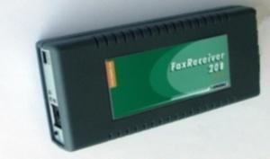 Fax receiver