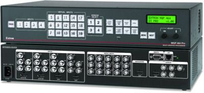 Extron's HDCP-Compliant Multi-Window Processors
