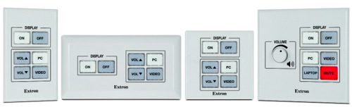 Extron: MediaLink Controllers with Sleek Design