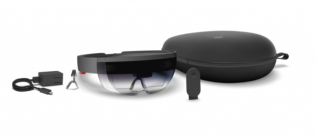 Microsoft Opens HoloLens Preorders