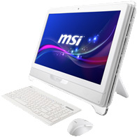 MSI Debuts New All-in-One PCs at CeBIT