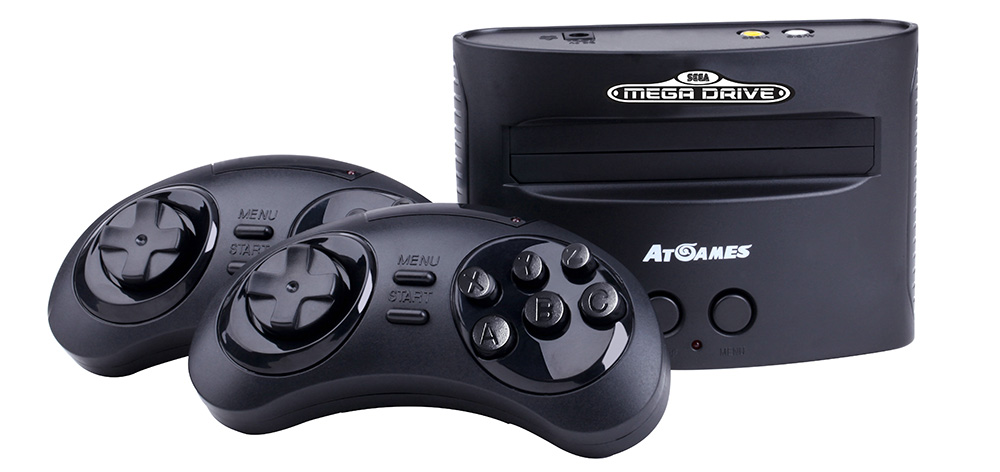 Sega Follows Nintendo With Mega Drive Classic