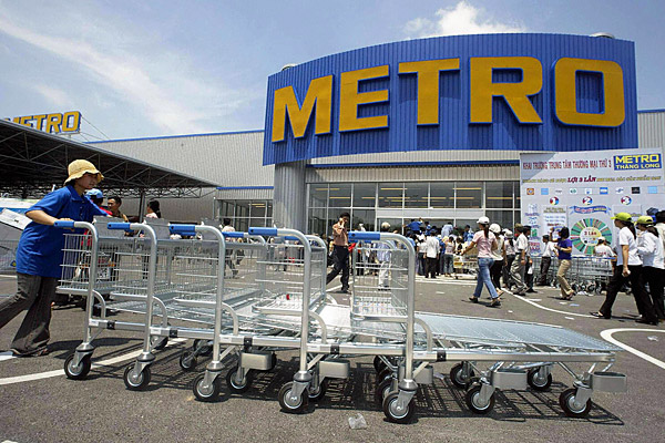 Metro Splits in Two